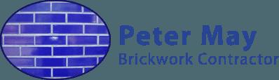 Peter May Brickwork Contractor logo