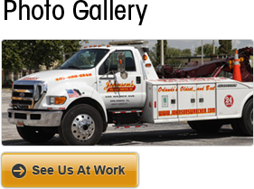 Orlando's Largest Towing Service- Cars, Trucks, RVs, Heavy