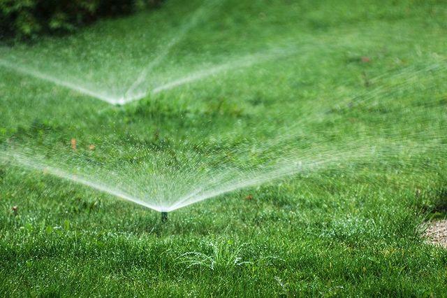 impianti di irrigazione per qualsiasi tipo di area verde