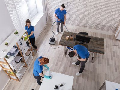 Commercial Office Cleaning | Hernando County, FL | Super Cleaning