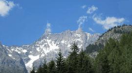 albergo in montagna