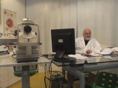 ambulatori specialistici, occhiali correttivi, astigmatismo