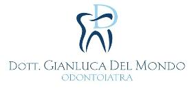 DENTISTA DEL MONDO GIANLUCA logo
