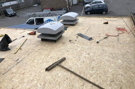Flat Roof Installation Wembley Asset Roofing Specialists