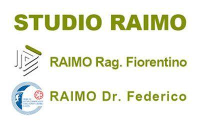 STUDIO RAIMO RAIMO RAG. FIORENTINO & RAIMO DR. FEDERICO logo