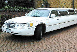 Stretch limousines