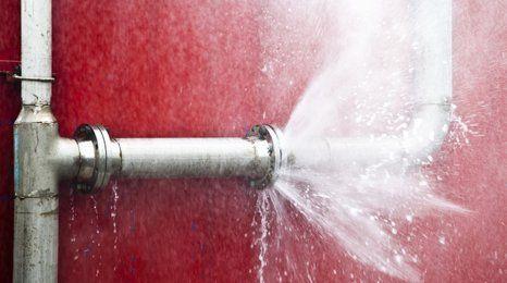 Prompt burst pipe repair services