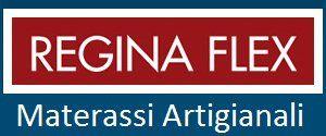 Regina Flex Materassi - Logo