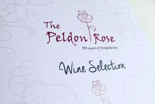 The Peldon Rose logo