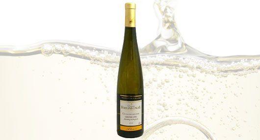 France wine bottle