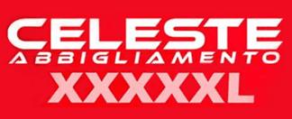 0b99fdb612d0 CELESTE ABBIGLIAMENTO - TAGLIE GRANDI XXXXXL - LOGO