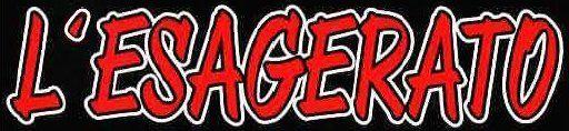 L`esagerato logo