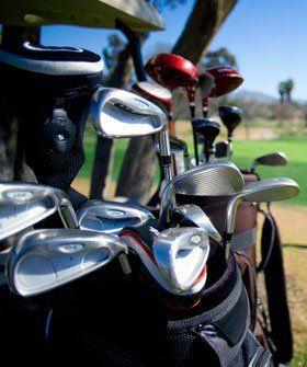 Golf grips - St Helens, Merseyside - Paul Roberts Golf Centre - Golf bags