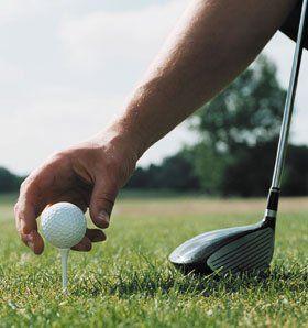 Golf stance tips - St Helens, Merseyside - Paul Roberts Golf Centre - Golf course