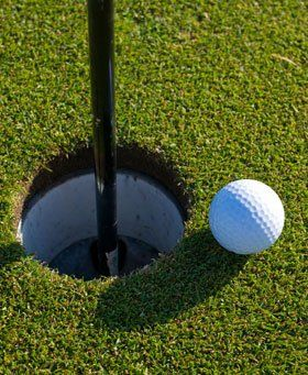 Short game golf lessons - St Helens, Merseyside - Paul Roberts Golf Centre - Golf lessons