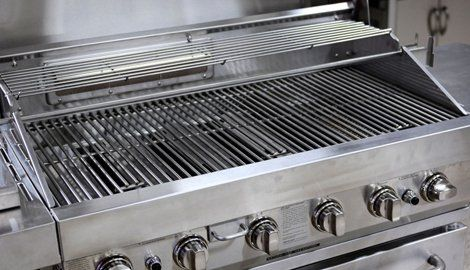commercial grill oven