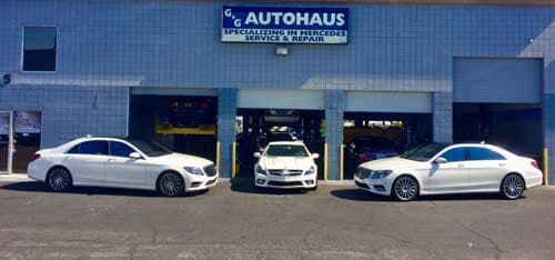Beautiful Mercedes Repaired At G U0026 G Autohaus
