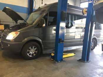 Sprinter Van Repair In Las Vegas, NV