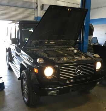 Great G Class Mercedes Repair In Las Vegas. NV