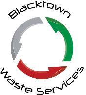Black Town Waste Service logo