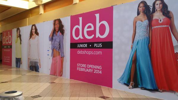 Deb Store ad