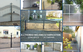 A.J. Thomas Welding services