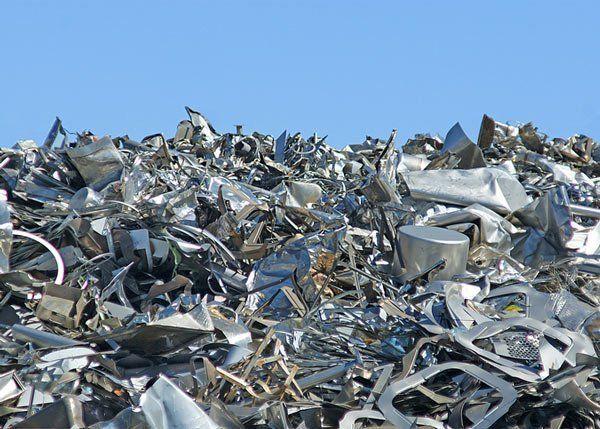 Scrap metal in the Rocklea area