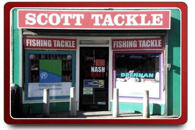 Fishing tackle - Bristol - Somerset - Wiltshire - Scott Tackle - store