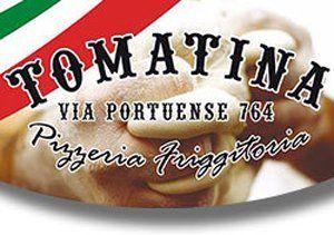 LA TOMATINA PIZZERIA, FRIGGITORIA logo