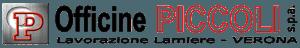 Officine Piccoli - Lavorazione Lamiere verona