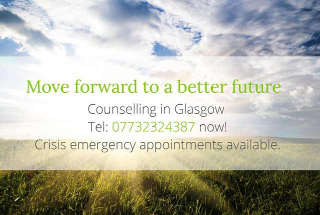 Ad for Counselling