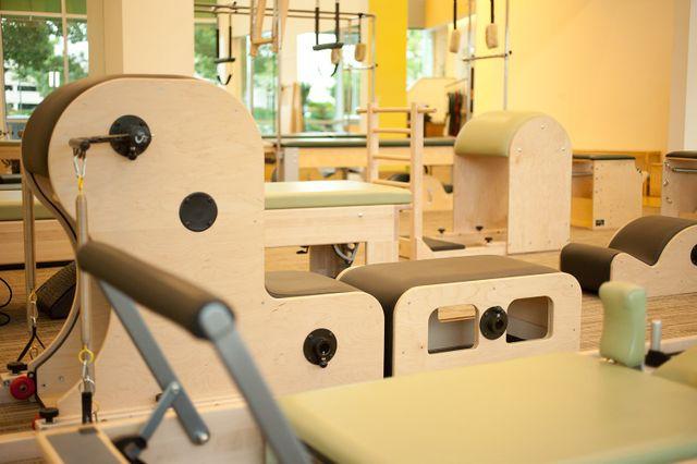 Comprehensive Apparatus Program at Pilates Denver