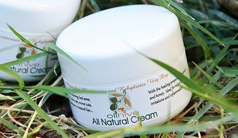Olihive All Natural Cream