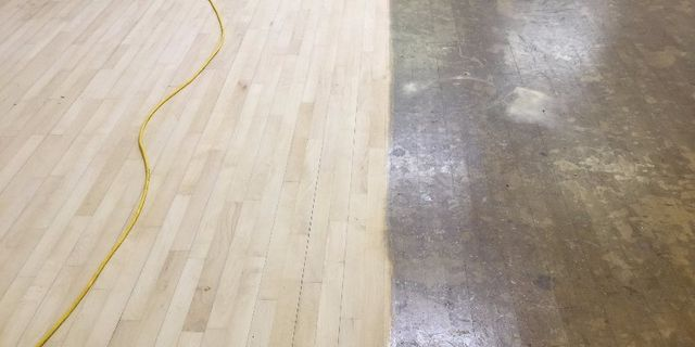 floor treatment