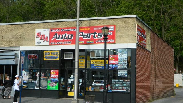 Auto Parts Shop >> Mechanical Body Parts Yonkers Ny South Broadway Auto