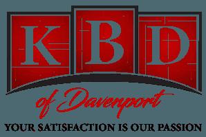 KBD of Davenport Logo