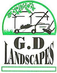 G.D. LANDSCAPES logo