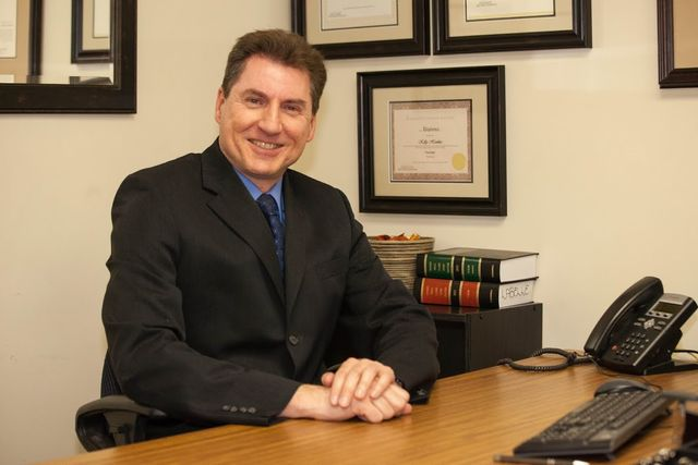 Mike Andrews - Owner and Licensed Paralegal