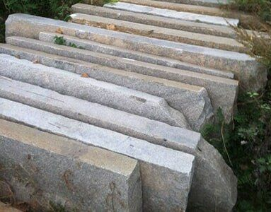 Granite Cobble | Syracuse, NY | Northeast Reclaimed Materials