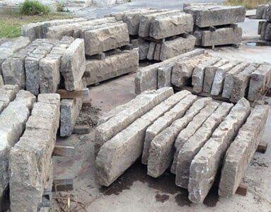 Granite Cobble   Syracuse, NY   Northeast Reclaimed Materials