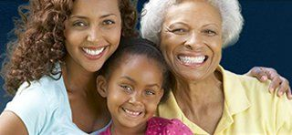 Smiling Family, Dentistry in Troutman NC