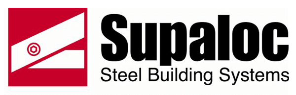 supaloc steel building systems logo