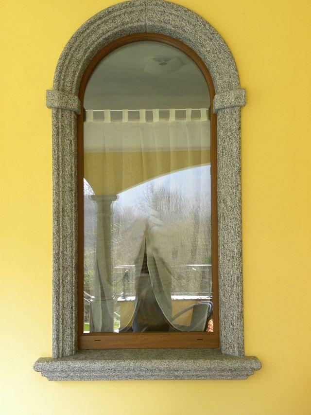 Ghiandone Val Masino Sondrio Rossi Albino Graniti
