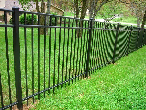 Aluminium Fence Nashville Amp Murfreesboro Tn Clean Cut Fence