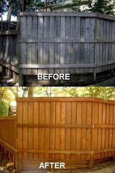 Fence Staining Nashville Amp Murfreesboro Tn Clean Cut Fence
