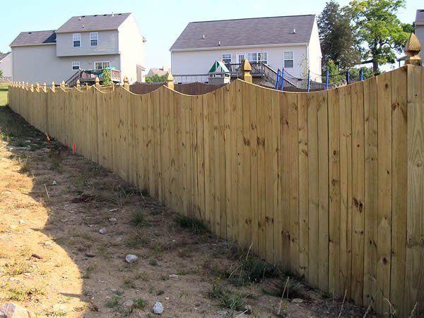 Semi-Privacy Fence Nashville TN