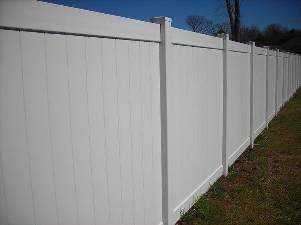 Vinyl Amp Pvc Fence Nashville Amp Murfreesboro Tn Clean Cut