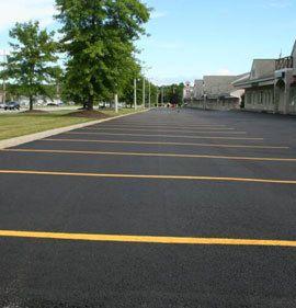 Parking Lot Repair Gate Mills, OH