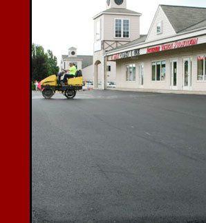 Parking Lot Repair Chagrin Falls, OH