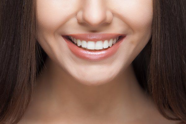 A cosmetic dentistry patient in Mulgrave